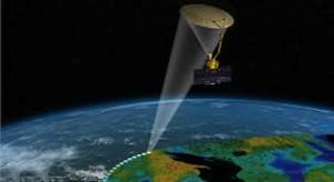 Earth-science sat