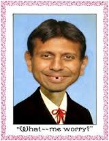 Jindal, what me worry(meme by Bayou Buzz.com