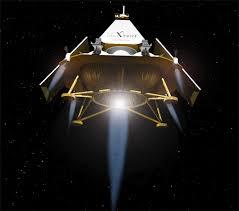 Griffin lander