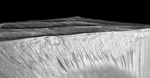 JPL Mars water