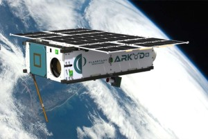 Planetary Resources Arkyd-6 test vehicle