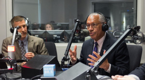 Bolden on radio interview
