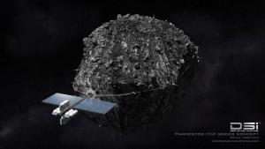 asteroid harvestor