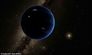 Planet 9 (CalTech)