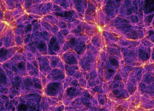 dark energy galaxy map