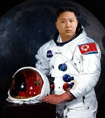 Kim Jung in puke suit!