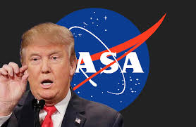 trump and little NASA